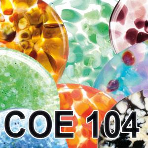 GLASS FRIT - COE 104